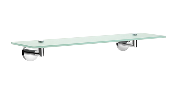 Porte verre tablettes en verre grs guest room supply - Tablette en verre trempe ...