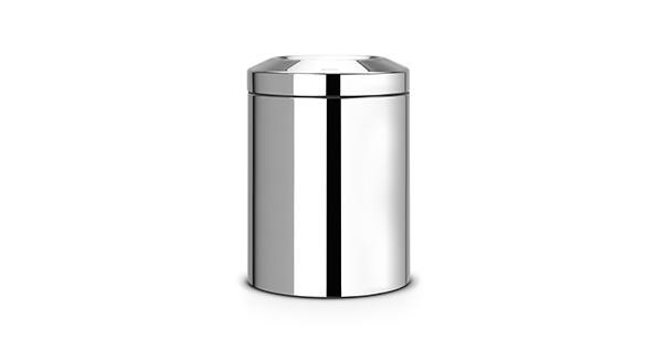 poubelle-salle-de-bain-7L-inox-brillant-flameguard