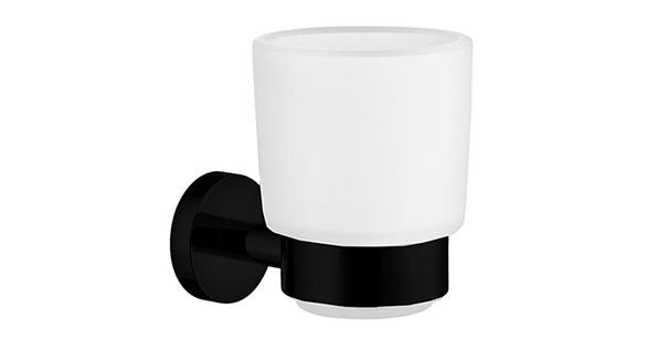 porte-verre-a-dent-chrome-noir-soft-touch-aliseo-740052