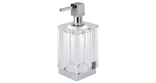 distributeur-savon-liquide-laiton-chrome-verre-transparent-a-pose-4715