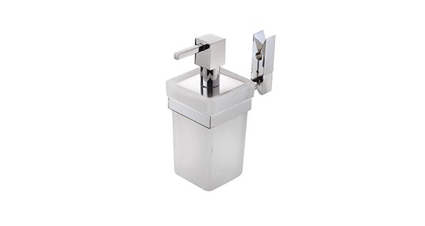 distributeur-savon-liquide-mural-laiton-chrome-verre-satine-2903