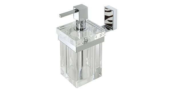 distributeur-savon-liquide-mural-laiton-chrome-verre-transparent-4903