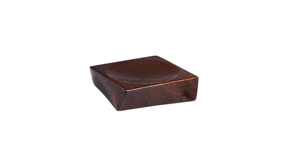 porte-savon-marron-ceramique-a-poser-3794