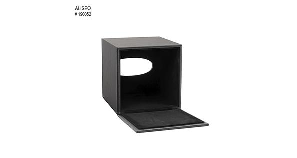 boite-à-mouchoirs-cubique-simili-cuir-noir-londoner-noir-190052-2