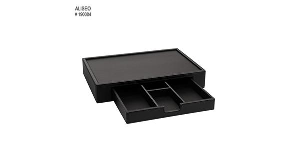 plateau-de-courtoisie-tiroir-simili-cuir-noir-londoner-noir-190084-2