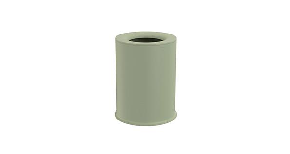 poubelle-acier-vert-mat-5L-GRS8602